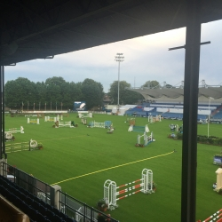 RDS Arena Dublin, Gold Star natural Turf jumping surface 2016